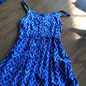 Purple Cherokee Dress